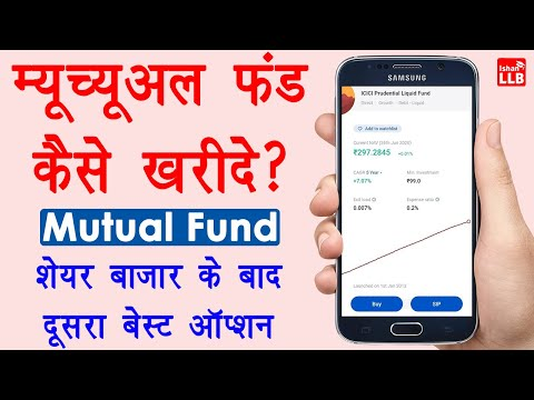Mutual Funds for Beginners in Hindi - mutual funds kya hai | mutual fund me invest kaise kare 2020