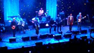 the pogues and the band played waltzing matilda 3 15 11 nyc