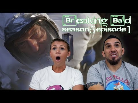 Breaking Bad Season 5 Episode 1 'Live Free Or Die' REACTION!!