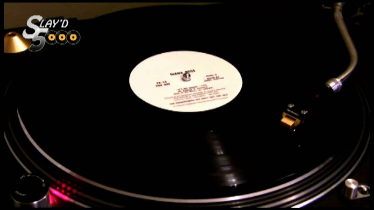 "Diana Ross - It's My House (12"" Remix) (Slayd5000"