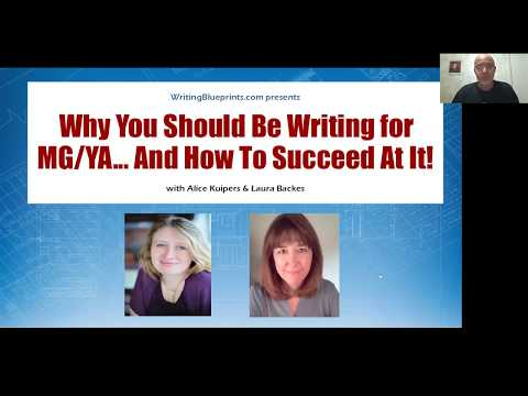 Middle Grade / Young Adult Webinar