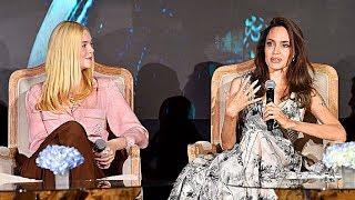MALEFICENT 2 Mistress of Evil Cast Interviews