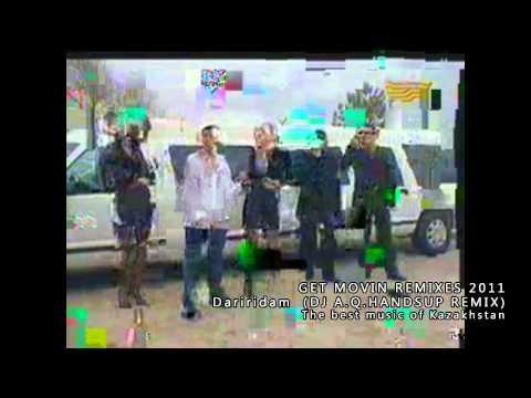 The best music of Kazakhstan (DJ A.Q. HANDSUP REMIX)