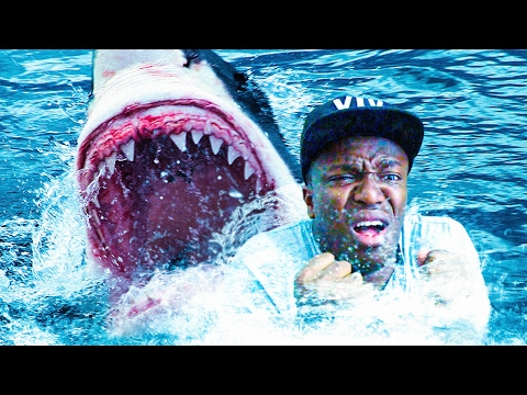 Thumbnail: SHARK ATTACK!!