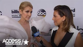 Celine Dion On Performing 'My Heart Will Go On' At The Billboard Music Awards | Access Hollywood