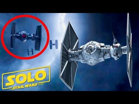 "TIE ""Brute"" Explained - New Heavy TIE Fighter With More Armor and Firepower From Solo!"