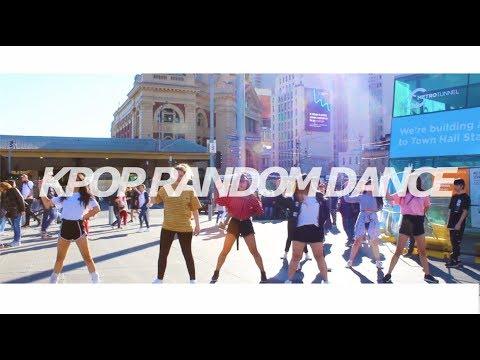 KPOP Public Random Dance Play in Melbourne Australia