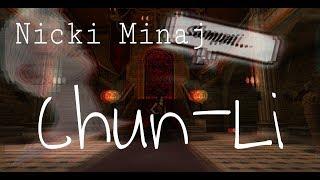 Chun-Li  Nicki Minaj   Клип Avakin Life  