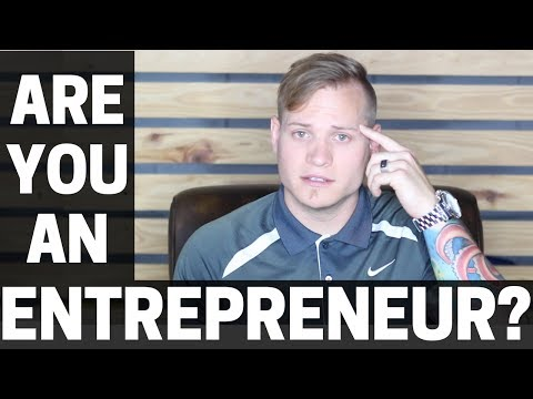 Are YOU an ENTREPRENEUR? - Reseller Motivation Monday - RYAN ROOTS