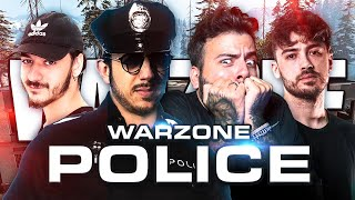La POLIZIA di WARZONE con Pow3r, Gabbo e Lomba YouTube Videos
