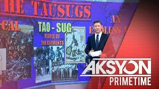 EXPLAINER | THE TAUSUGS