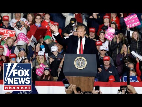 Trump holds 'MAGA' rally in Charlotte, NC