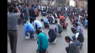 Flash Mob @ PEC