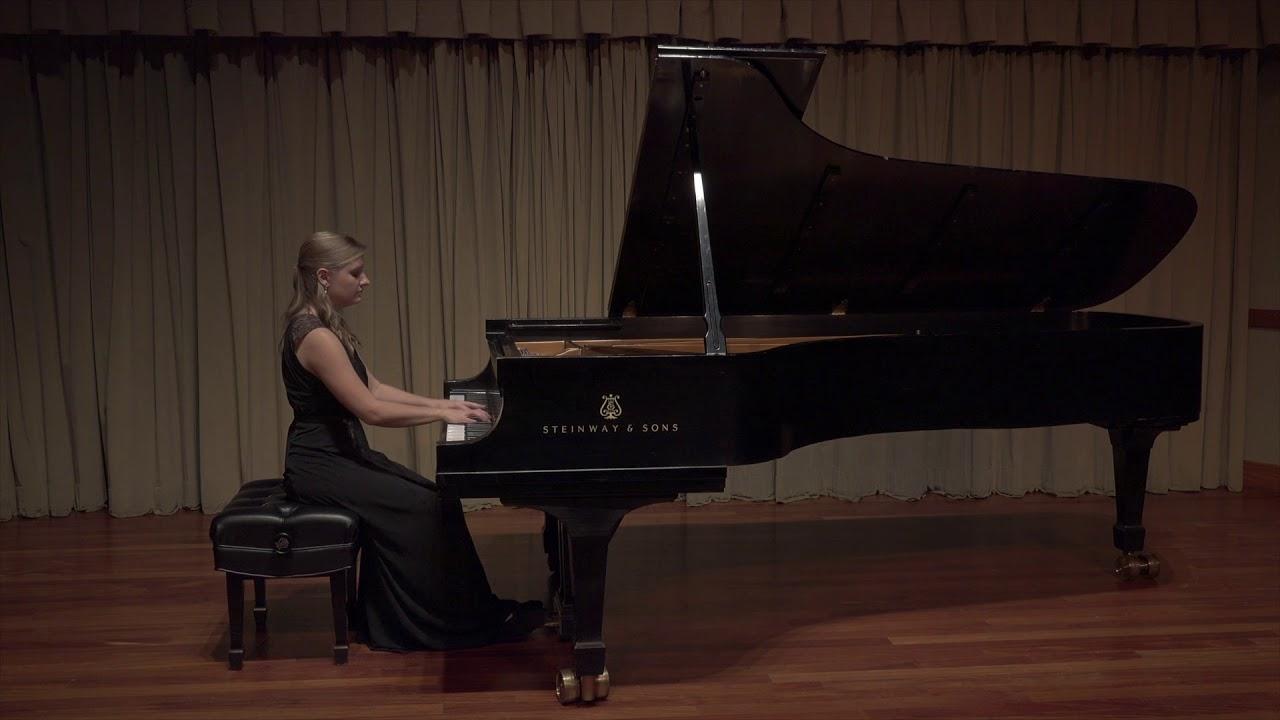 Scarlatti - Sonata K. 380 - Eva Schaumkell