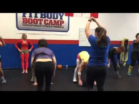 Fit body boot camp fort worth