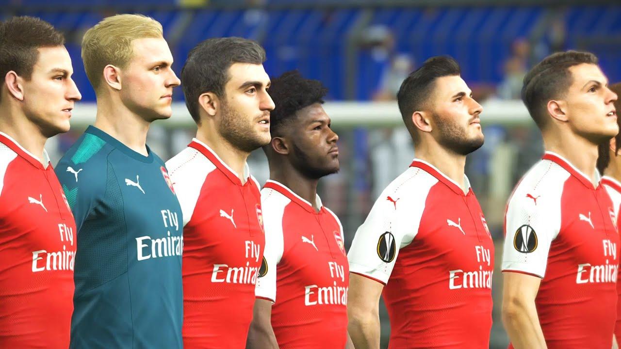 Arsenal vs Chelsea - UEFA Europa League FINAL 29 May 2019 ...