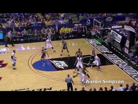 Aaron Simpson Official DePaul University Highlight Tape
