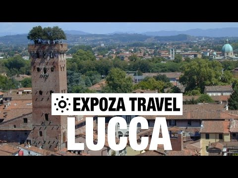 Lucca Vacation Travel Video Guide