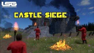 Medival Engineers - Castle Siege Battle Mode