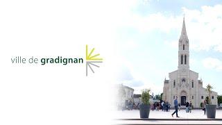 Inauguration du coeur de ville Gradignan
