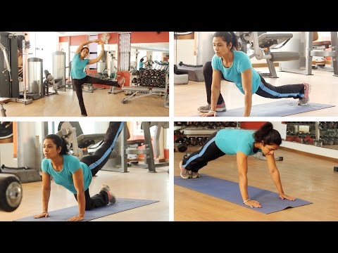 Quick Full Body Workout For Housewives - Kiran Dembla
