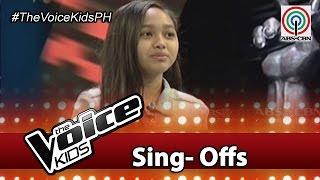Team Lea Sing-Off Rehearsal - Kate Escol Video