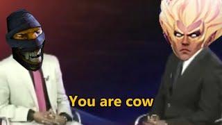 Shadow Shaman And Invoker Discuss Animals