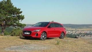 Prueba Hyundai I30 CrossWagon m s lio, polivalente y atractivo Cent metros Cbicos смотреть