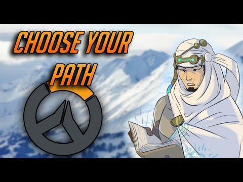 Overwatch comic dub: Choose Your Path