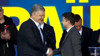 Schlagabtausch vor der Ukraine-Wahl am Ostersonntag