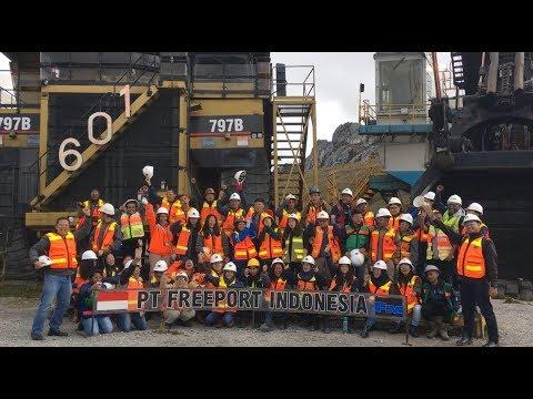 PT FREEPORT INDONESIA Grasberg Mine Tour | Bratayudarya |
