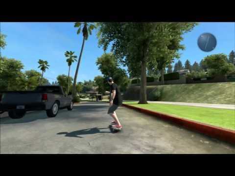 Skate 3  HD gameplay / University  District