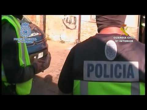Desmantelación de la banda criminal enmarcada en la Operación 'Infierno'