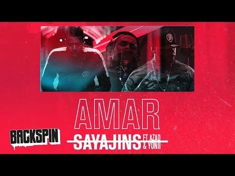 "Amar feat. Azad und Yonii - ""Sayajins"" (Prod. KD Beatz / Niza / F. Taylor) (Exklusive Premiere)"