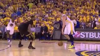 Klay Thompson 37 points vs Cavaliers (13/05/2016)