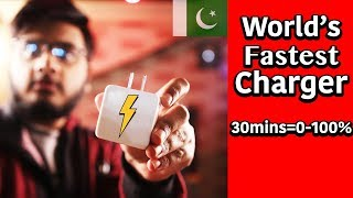 World's Fatest Charging Tech | Super VOOC Explained