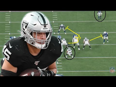 Film Study: The Underrated Piece Of The Las Vegas Raiders