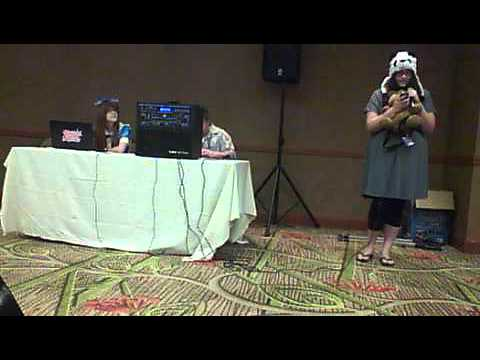 A-KON 23 Anime Karaoke 18b Hello How are you 2/2