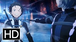 Sword Art Online: Ordinal Scale - Official Trailer 4