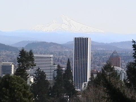 Washington Park, Portland, Oregon
