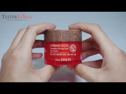 [TESTERKOREA]THE SAEM Urban Eco Harakeke Firming Seed Eye Cream