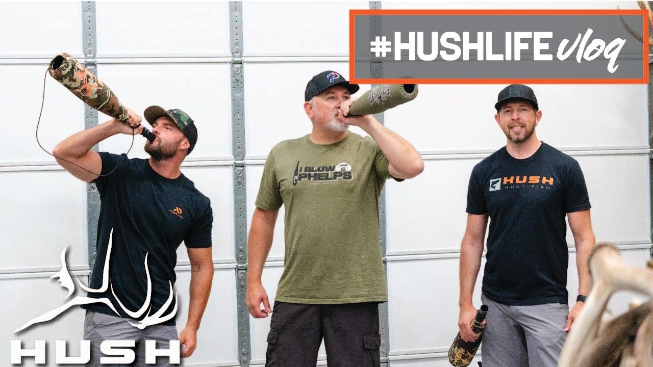 HUSHLIFE VLOG | CALLING ELK LIKE A CHAMPION | S1E07