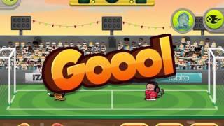Online Kafa Topu - Oynuyoruz #2 / Hollanda Çarı İle Maç