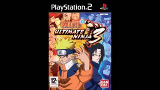 Naruto Ultimate Ninja 3 OST - Ultimate Contest - The Village Hidden in the Leaves