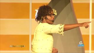Teacher Wanjiku - Mzee Harudi Kinyozi Tena