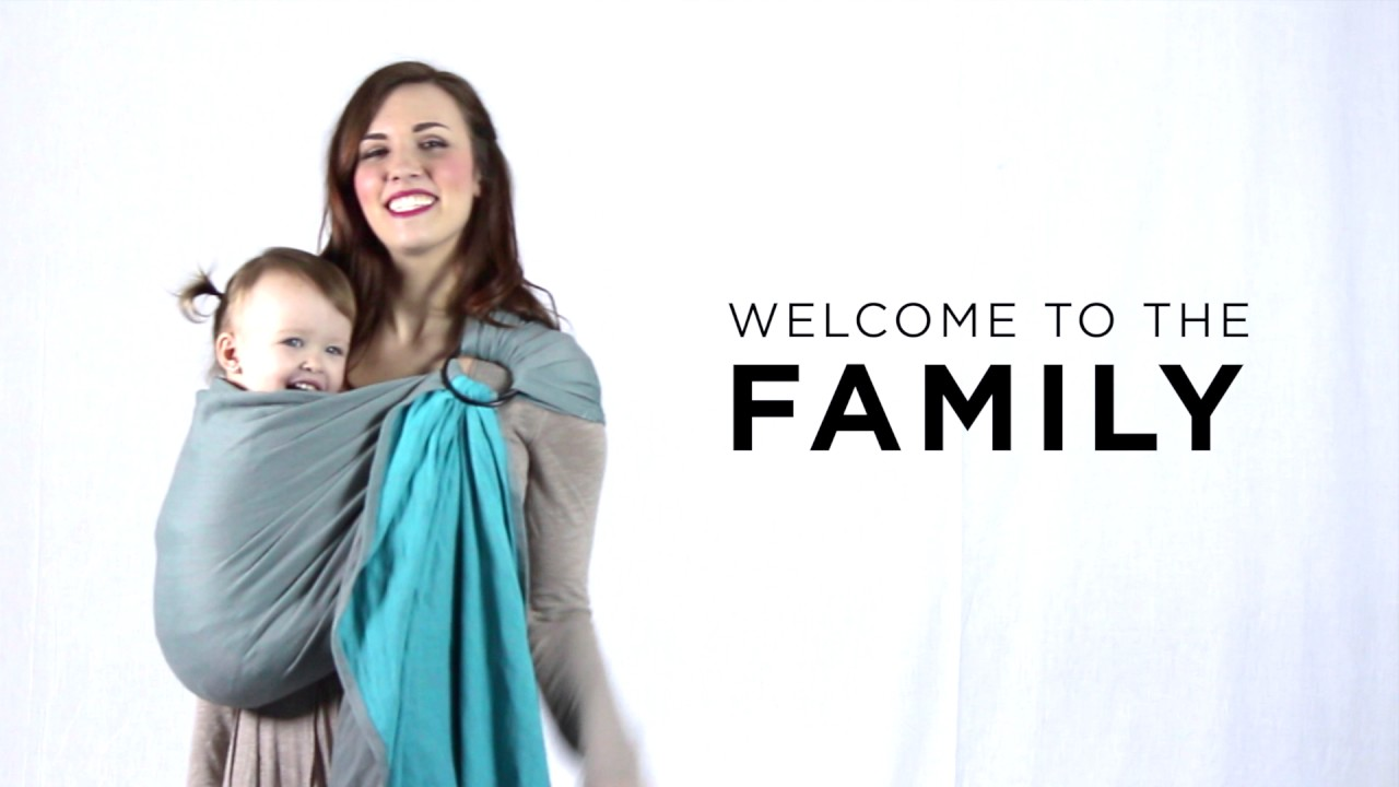 d0a2d8c84c8 Ring Sling - Welcome to the Family - YouTube