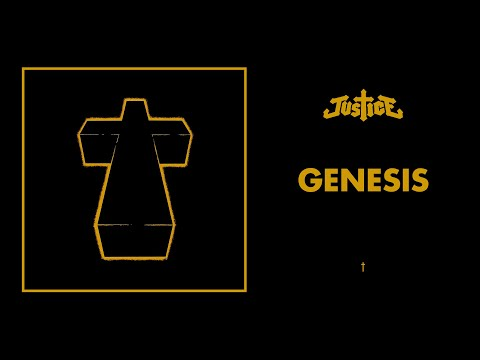 Justice - Genesis - † (Official Audio)