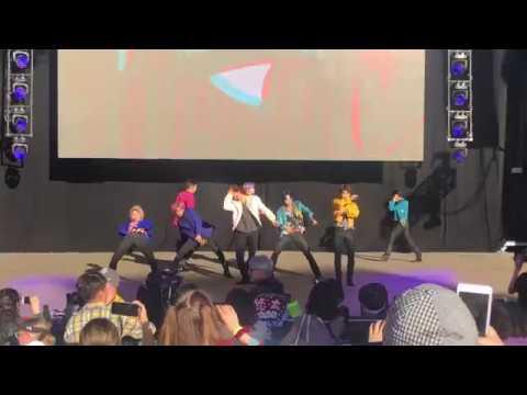 NCT 127 - Simon Says (Live) @ Wild 94.9 Presents WAZZMATAZZ (6/2/19) [4K]