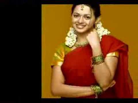 Bhavana photo with kadhal vaithu song