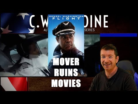 Airline Pilot Breaks Down Scenes From FLIGHT (2012)   Mover Ruins Movies